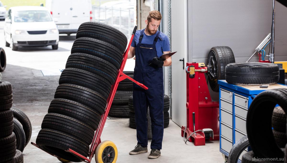 Как правильно оформить услугу сезонного хранения шин?