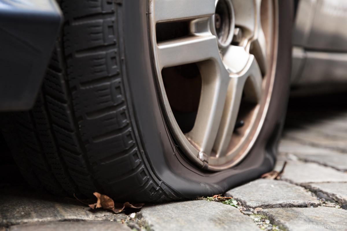 """""""Заменить нельзя отремонтировать"""" - восстанавливаем поврежденные шины"""
